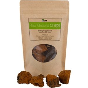 PURE RAW CHAGA CHUNKS