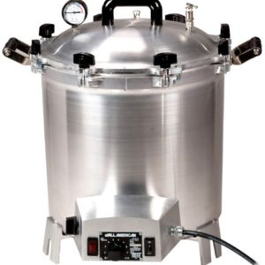 All-American Electric 27.3 Quart 1650 Watts/13.75 amps Sterilizer